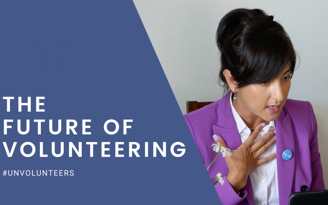 Why we Need to Acknowledge the Power Of Volunteering