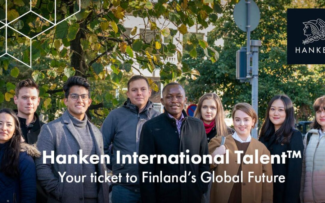 Hanken HIT – from initiative to recognised model for other Finnish HEIs. Overview of 2 year consulting task for the Hanken School of Economics.